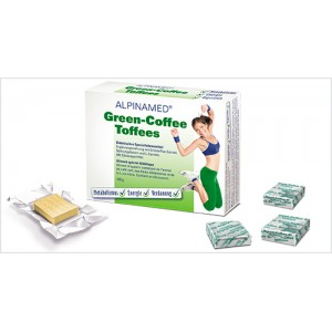 GREEN-COFFEE TOFFEES 120g SOLO 16.50 CHF