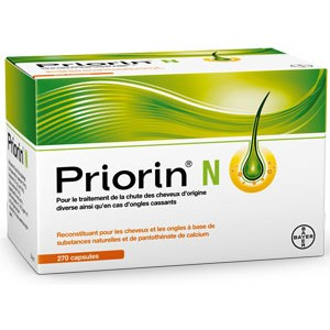 Priorin N 270 cps SOLO 79.00 CHF