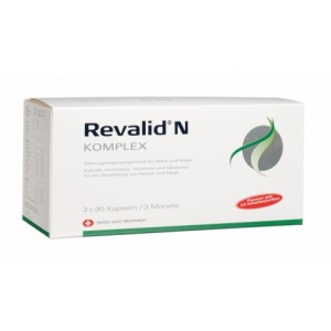 Revalid® N complexe caps 270 SOLO 74.00 CHF